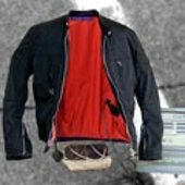 Spacetechnology motorbike jacket.