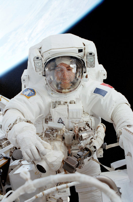 first esa astronaut in space - photo #27