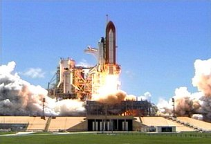 Launch STS-121
