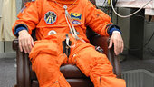 STS-121 Mission Specialist Thomas Reiter