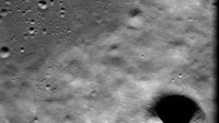 Crater 'Cuvier C' as seen by SMART-1