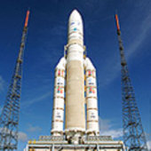 Ariane 5 ECA at ELA-3