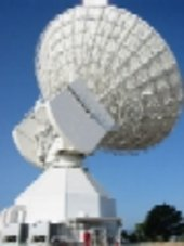 Cebreros 35-metre deep space antenna