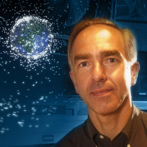 Dr H. Klinkrad, Head of ESA's Space Debris Office
