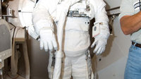Fit check EVA spacesuit