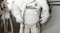 EVA spacesuit fit check