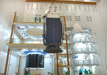 JCSAT 10 positioned on SYLDA