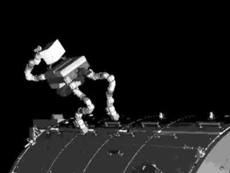 Animation of the EUROBOT