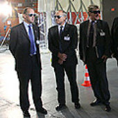 Managers observe rendezvous simulation