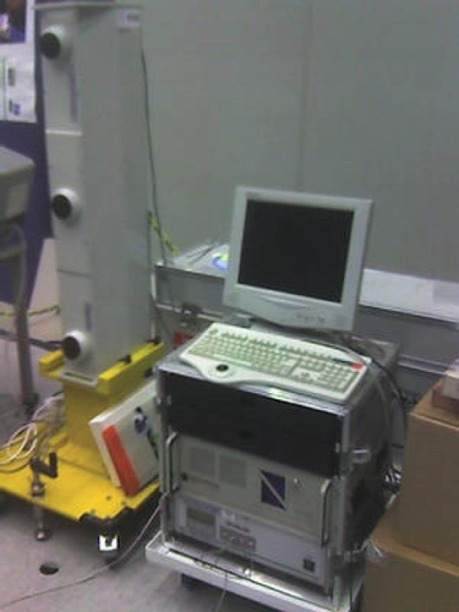 Krypton RODYM 6D Robot Measurement and Calibration System