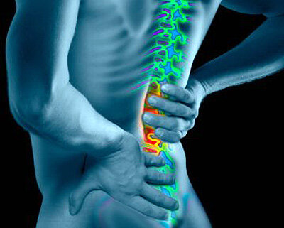 The development of low back pain on crews during spaceflight will be studied