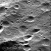 Moon before SMART-1 impact