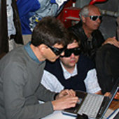 NASA engineers witness simulation