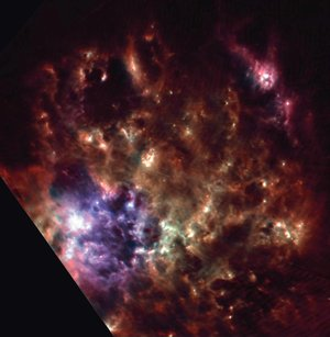 AKARI's Far-infrared view of the Large Magellanic Cloud