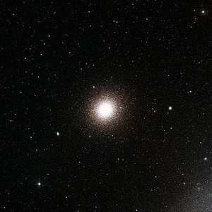 Another view of globular cluster 47 Tucanae