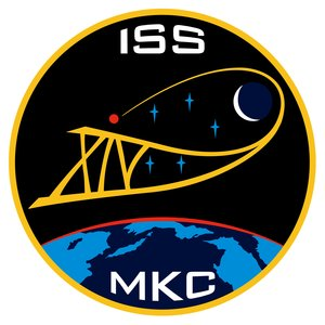 Crew patch for ISS Expedition 14 crew