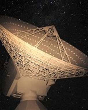 ESA`s first deep-space ground station at New Norcia (Western Aus