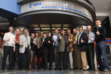 ESA Spacecraft Operations Managers, October 2006