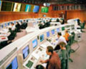 Main Control Room at ESOC