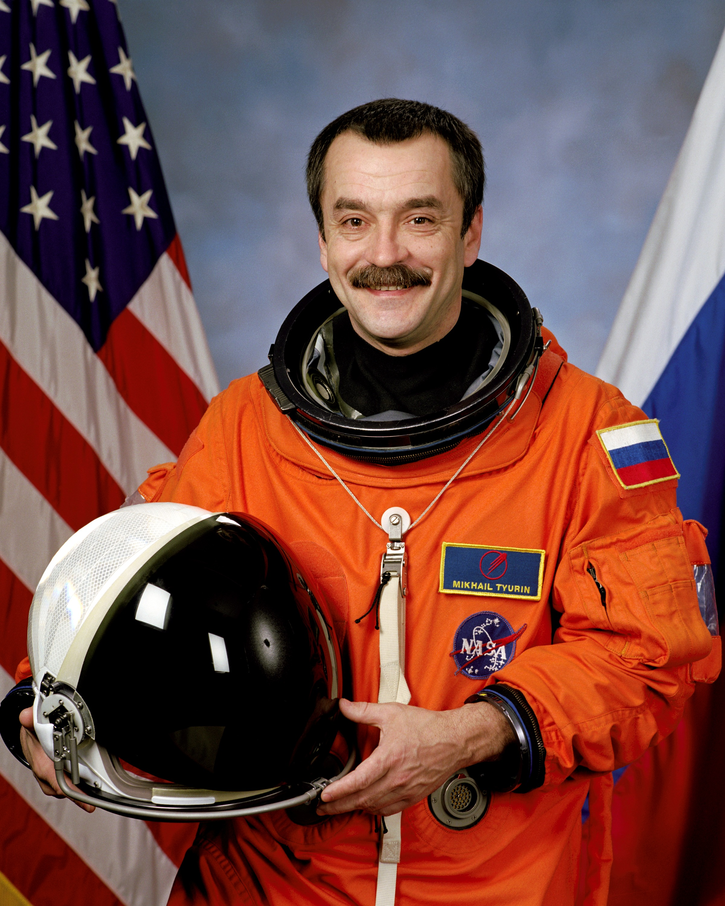 Space in Images - 2006 - 10 - Russian cosmonaut Mikhail Tyurin