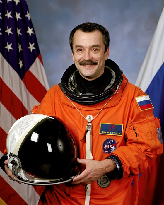 russian astronaut in space - photo #42