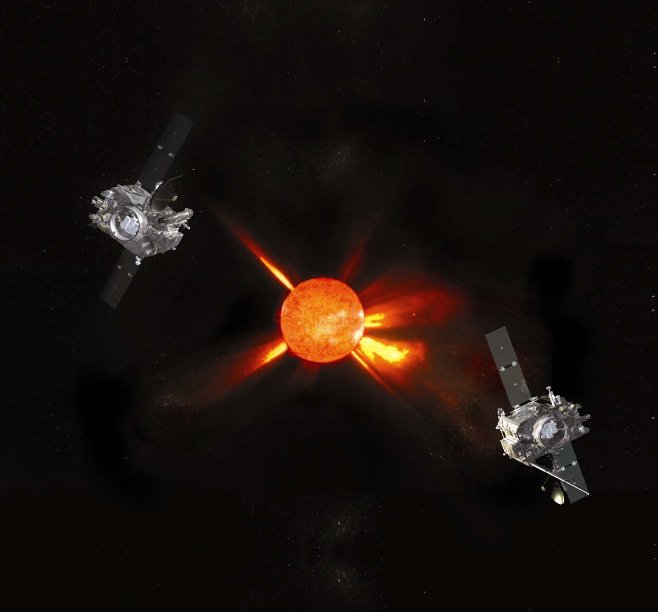 An analysis of the sun in astronomy