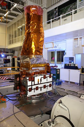 COROT satellite mechanical tests