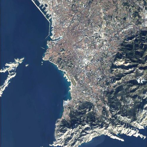 Proba image of Marseilles