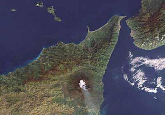Imagenes por satelite en tiempo real