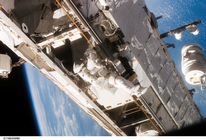 first esa astronaut in space - photo #31