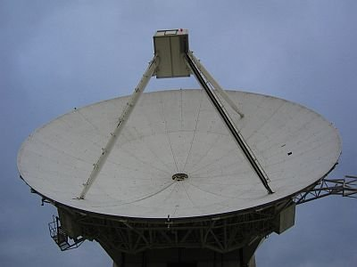 Antenna at Chilbolton Observatory (UK)