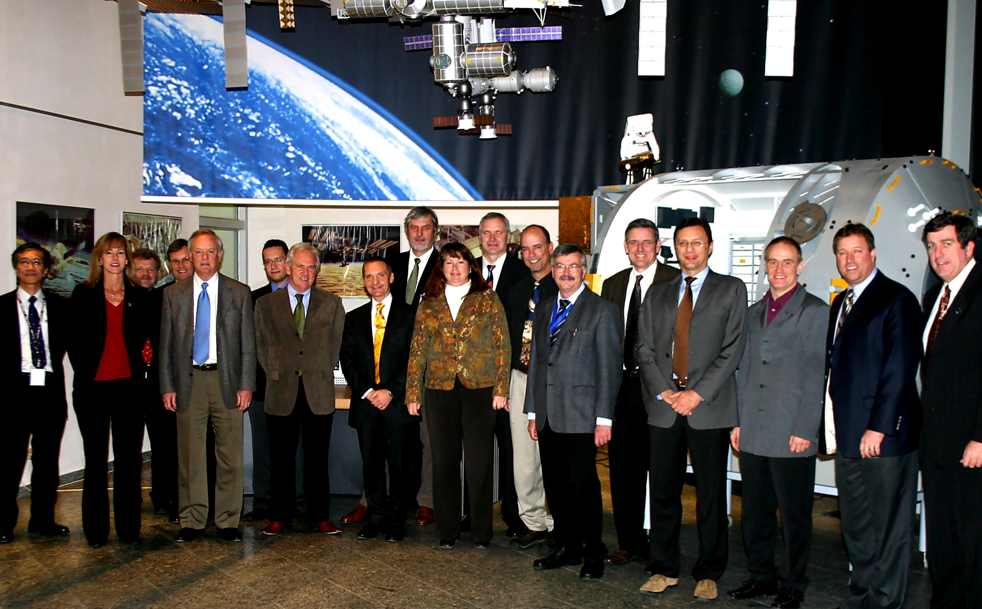 ESA, NASA, others meet for Columbus readiness review