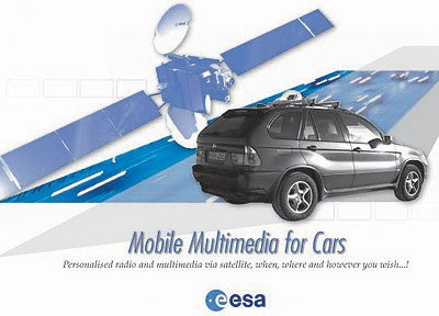 Multimedia car radio of the future
