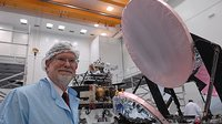 Nobel-prize winner Smoot views Planck satellite