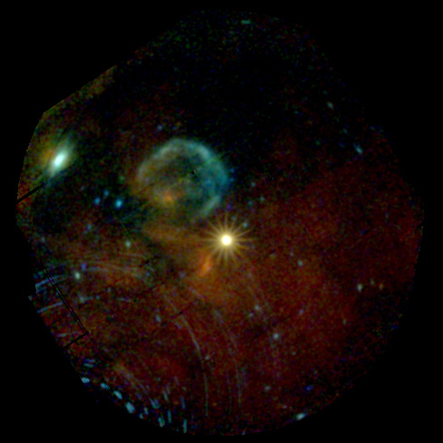 supernova 1987a from earth - photo #13
