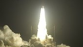 Ariane 5 ECA lift-off