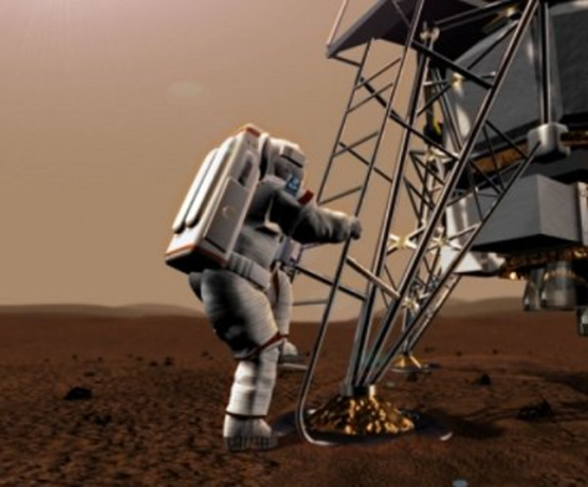 Preparing for a long-duration human mission to Mars