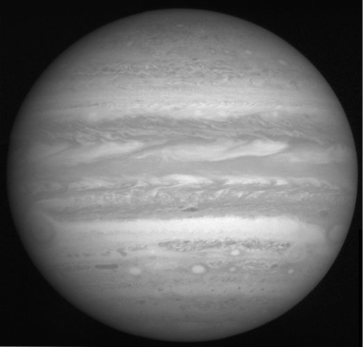 Jupiter as imaged by New Horizons