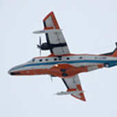 Polar 2 aircraft from AWI