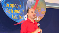 Polansky presents mission at EAC