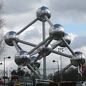 ESERO Belgium, near to the Atomium