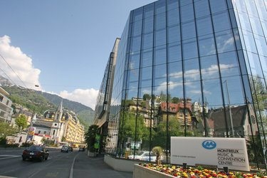 Montreux music & convention centre