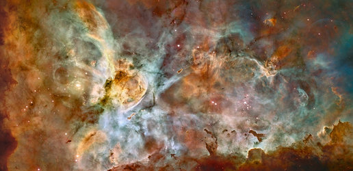 Panorama of the Carina Nebula