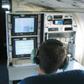 Test instrumentation in the DGAC ATR42