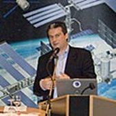 Andy Lürling from iOpener at the ESA Investment Forum 2007
