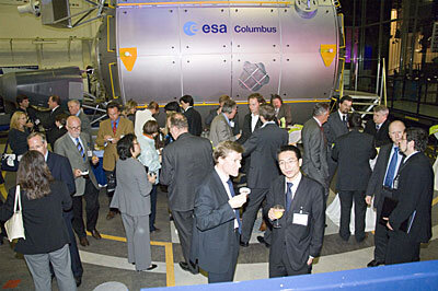 ESA Investment Forum 2007 attracted more than 100 participants
