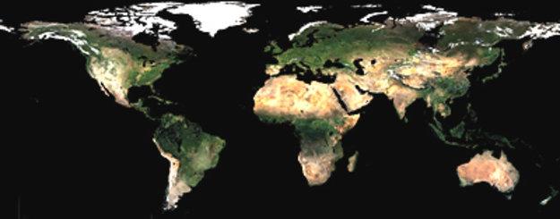 Esa Presents The Sharpest Ever Satellite Map Of Earth Envisat