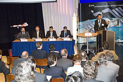 Investment Forum, ESTEC, 24 April 2007