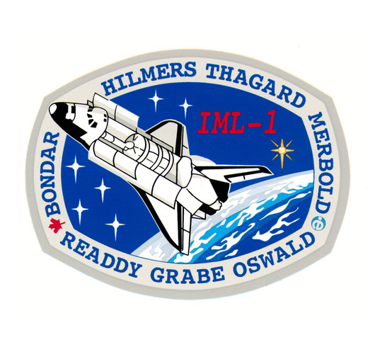 STS-42 patch, 1992