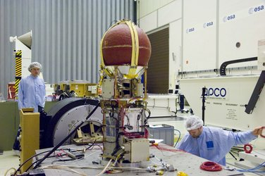 The YES2 experiment will fly on ESA's Foton-M3 mission in September 2007